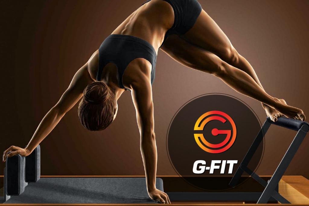 Разработка сайта студии фитнеса G-fit в СПб